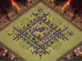 Th7 war base layout w air sweeper by hackminer featured july