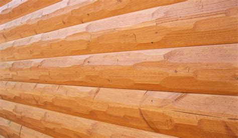 Mobile Home Interior Wall Paneling by Faux Log Vinyl Siding Artificial Log Siding Prices