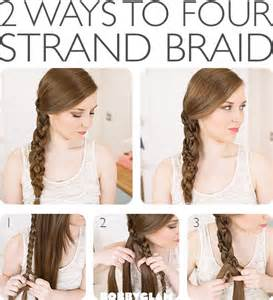 hairstyles tutorial 14 simple hairstyle tutorials for summer pretty designs