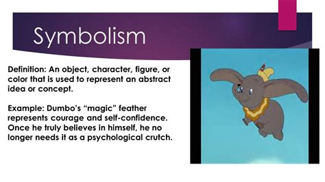 14 fancy literary techniques explained by disney ppt
