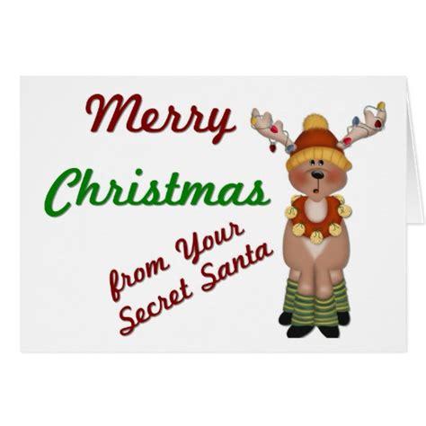 secret greetings secret santa quotes and sayings quotesgram