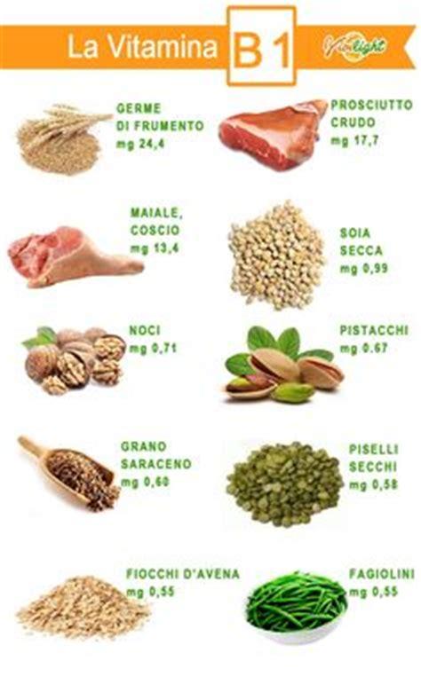 alimenti vitamina b1 1000 images about salute e benessere on fai