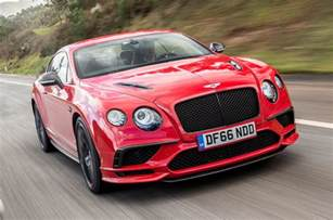 Bentley Gt Supersport 2017 Bentley Continental Gt Supersports Review Autocar