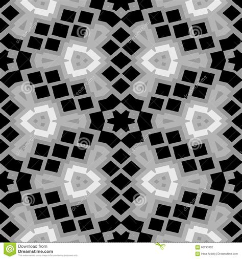 mosaic pattern black and white black and white floral mosaic seamless pattern texture