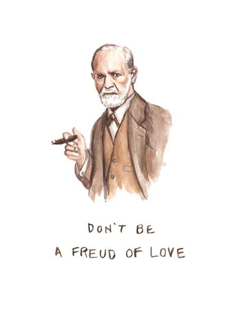 Ateisme Sigmund Frued card sigmund freud don t be a freud of
