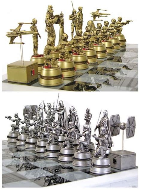 star wars chess sets star wars chess set