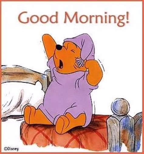 imagenes de buenos dias de winnie pooh good morning winnie the pooh pictures photos and images