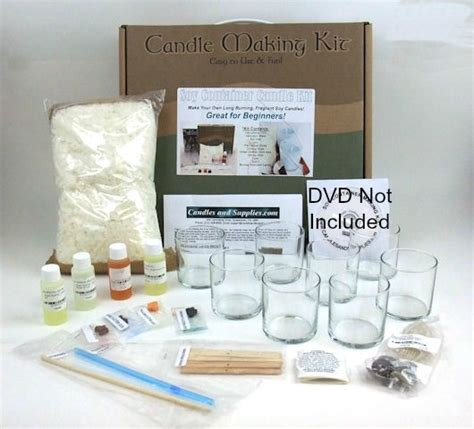 kit candele candle kits 28 images soy candle kit for containers by