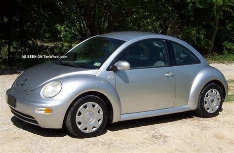 Volkswagen Beetle 2001 by 2001 Volkswagen Beetle Gls 5 Speed Manual Cold Air