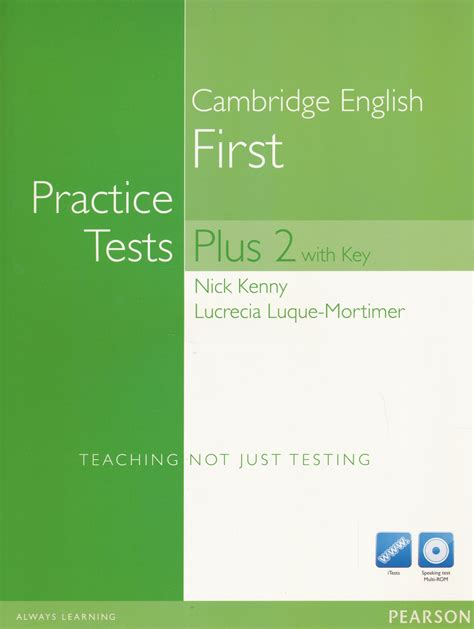 FCE Practice Tests Plus 2 with Key and Audio CDs (2) and iTests and Speaking test Multi ROM