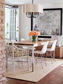 rug dining room how to pick a rug for your dining room designrulz