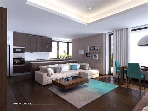 apartment living   modern minimalist