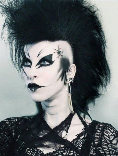 Death Rock Makeup | deathrock archives