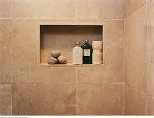 Bathroom Shower Niche Ideas Avoid Falling Bottles With A Shower Niche