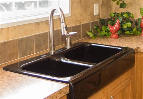 Kitchen Sinks For Mobile Homes Mobile Home Kitchen Wall Cabinets Mobile Homes Ideas
