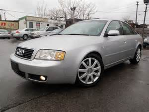 2004 Audi A6 2 7 T 2004 Audi A6 2 7t S Line Silver Dickson Motor Sales