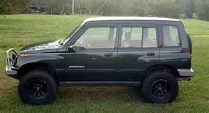 Suzuki Sidekick 4 Door 1998 Suzuki Sidekick 4 Door Pirate4x4 4x4 And