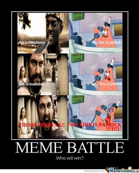Meme Battle - meme battle by kozhen meme center