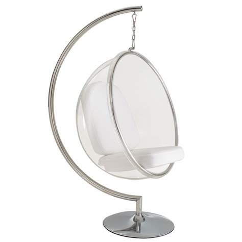 modern hanging chair scoop hanging chair with stand eurway modern furniture