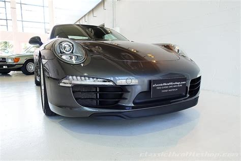 porsche agate grey 2012 porsche 911 s agate grey throttle shop