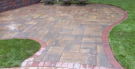 Paver Patio Maintenance Paver Patio Maintenance Paver Patio Maintenance Patio Design Ideas Brick Pavers Canton