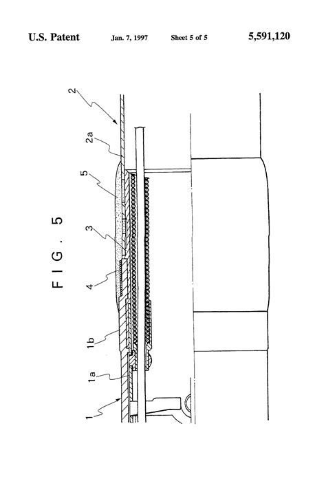 angle section patent us5591120 joint construction for angle section of