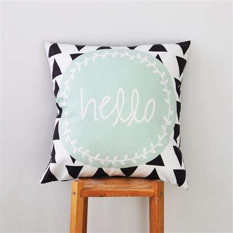Cheap Bedroom Ideas For Teenage Girls geometric pillow mint teen pillow decorative pillow