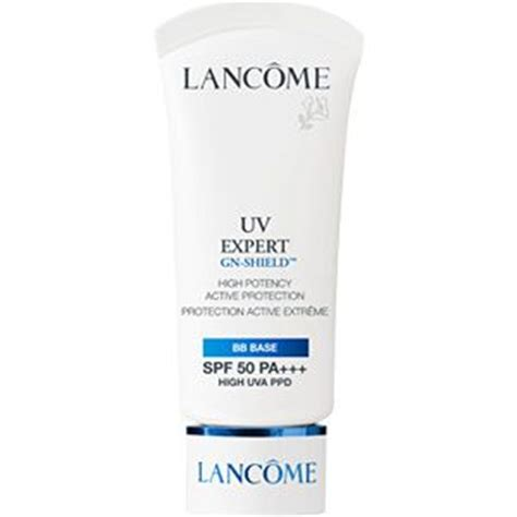 Lancome Uv Expert Spf 50 lanc 244 me uv expert gn shield bb base spf 50 reviews photo