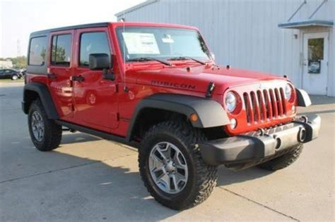 3 Rivers Jeep Sell New 2014 Jeep Wrangler Unlimited Rubicon In 8333