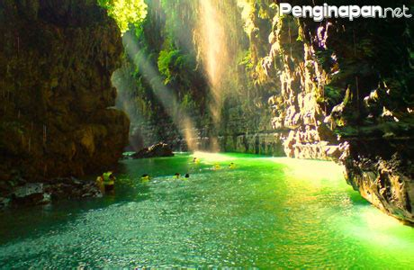 green canyon ciamis penginapannet