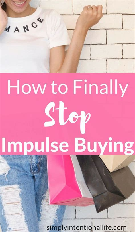 Tips To Stop Impulse Buying by 8 Best Shopping Images On Save My Money