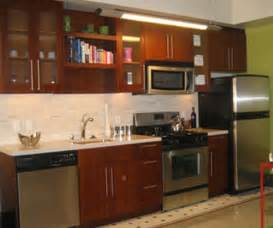 One Wall Kitchen Layout With Island Small One Wall Kitchen Design Miserv