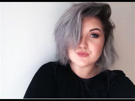 black at root of hair new hair dark roots and grey hair youtube