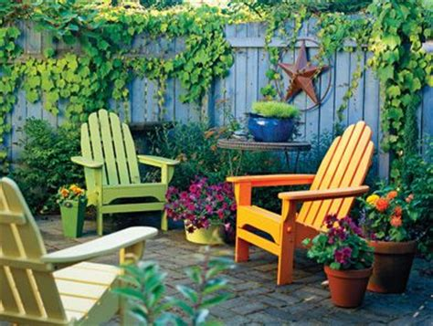 cozy cottage with outdoor areas 102 best images about small yard patio ideas on pinterest