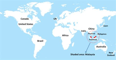 where is malaysia on a world map the changing indiegogo