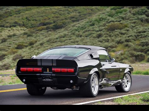 classic recreations wallpaper 2011 classic recreations shelby gt500cr venom rear angle