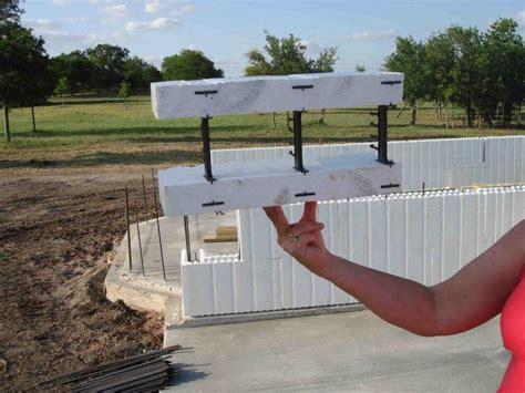 foam block construction house plans foam blocks for building houses home design