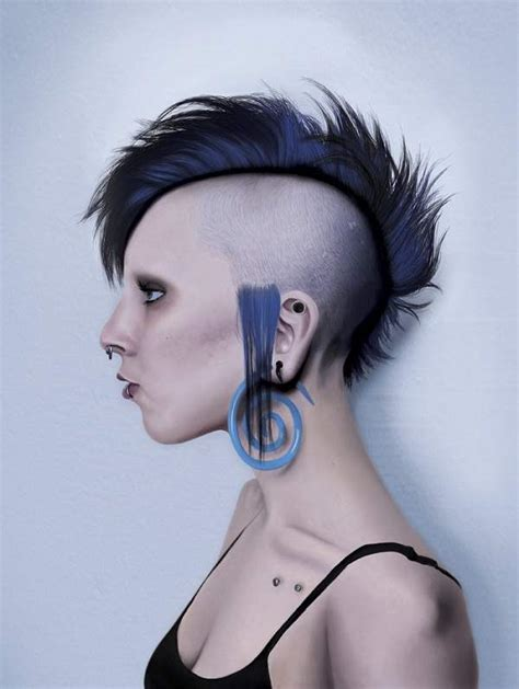 can women with a mahawk hair xut put weave in hair perfect mohawk hairstyles for women known luxurious