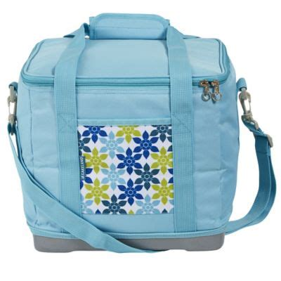 Insulated Uk 15l riviera cool bag in cool bags and packs at lakeland