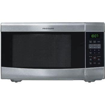 frigidaire cfce1638ls counter top microwave toronto frigidaire 174 stainless steel microwave costco toronto