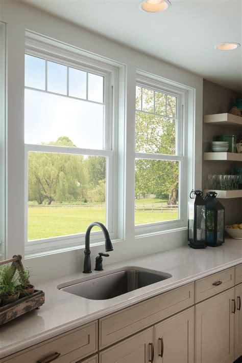 Valence Grids Give These Kitchen Sink Windows A New Windows Kitchen Sink