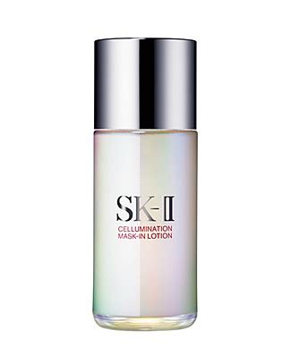 Sk Ii Sle cheap sk ii cellumination mask in lotion skii laneige