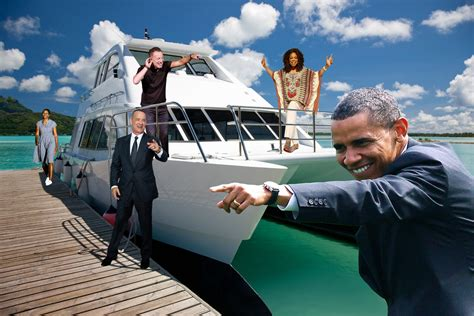 vacation obama obama oprah tom hanks and bruce springsteen all went on