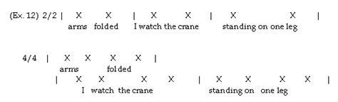 haiku pattern template an investigation of japanese and haiku metrics