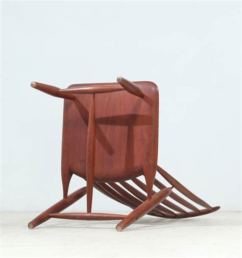 Handcrafted Wooden Chairs - handcrafted and sculptural wooden high back chair for sale