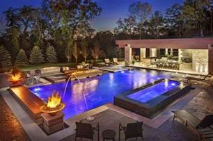 Modern Pool Design modern pool designs barrington pools
