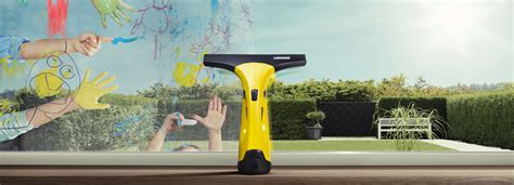 battery powered window cleaners karcher