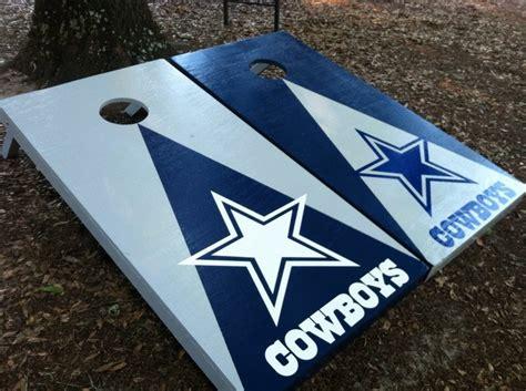 Bean Bags Dallas Dallas Cowboys Set With Bean Bags Bag Toss