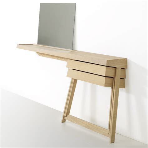 cool wooden desks a dressing table and a desk with cool hinged drawers
