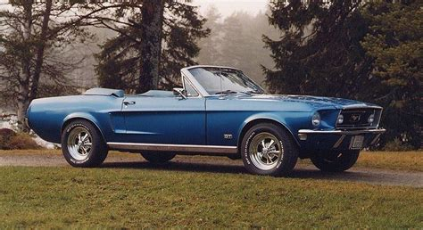 1968 ford mustang Values   Hagerty Valuation Tool®